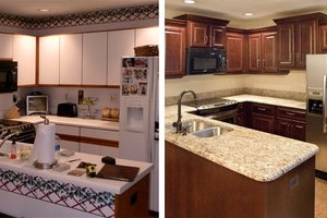 Refacing Your Kitchen Cabinets: Do it yourself or hire a pro?